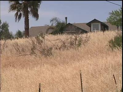Cal fire how to build a defensible space one news page for Building a defensible home